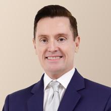 Associate Professor & Chairperson, Donald Gotcher