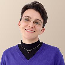 Assistant Professor, Ellen Rouyer