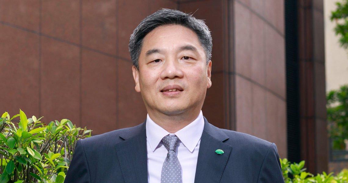 [系友動態] 國泰綜合醫院行政副院長林朝祥-打造智慧醫療有成 創造最佳就醫體驗